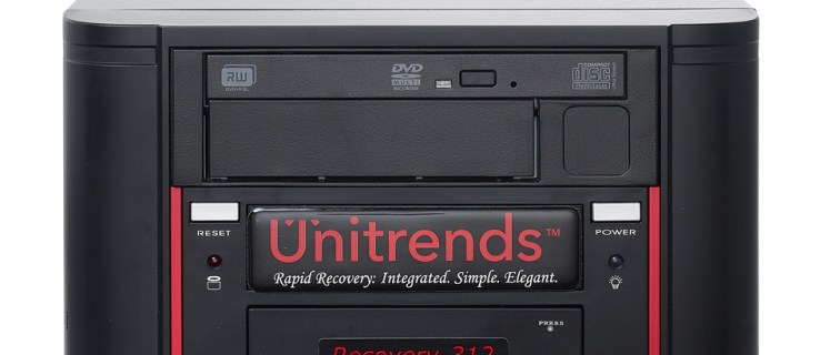 Unitrends Recovery-3 review