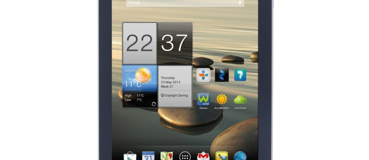 Acer Iconia A1 review