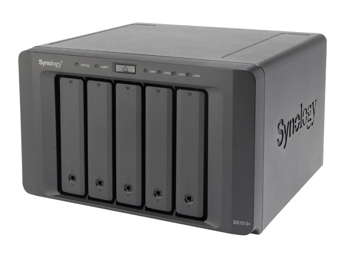 Synology DiskStation DS1513+