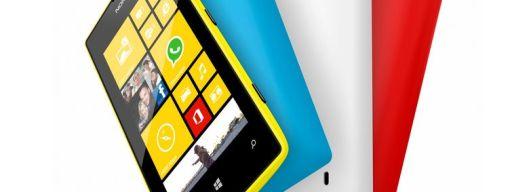 The Lumia range