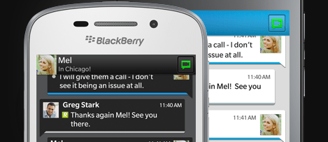 BBM heads to iOS and Android