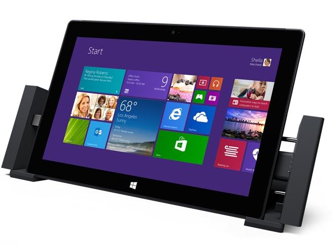 Surface Pro 2 dock
