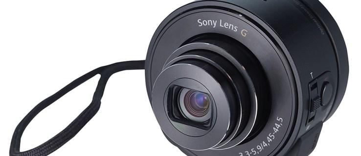 Sony Cybershot DSC-QX10 review