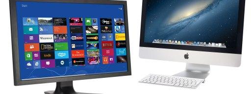 OS X versus Windows
