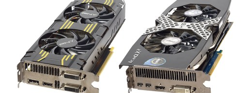 AMD Radeon R9 280X vs Nvidia GeForce GTX 770