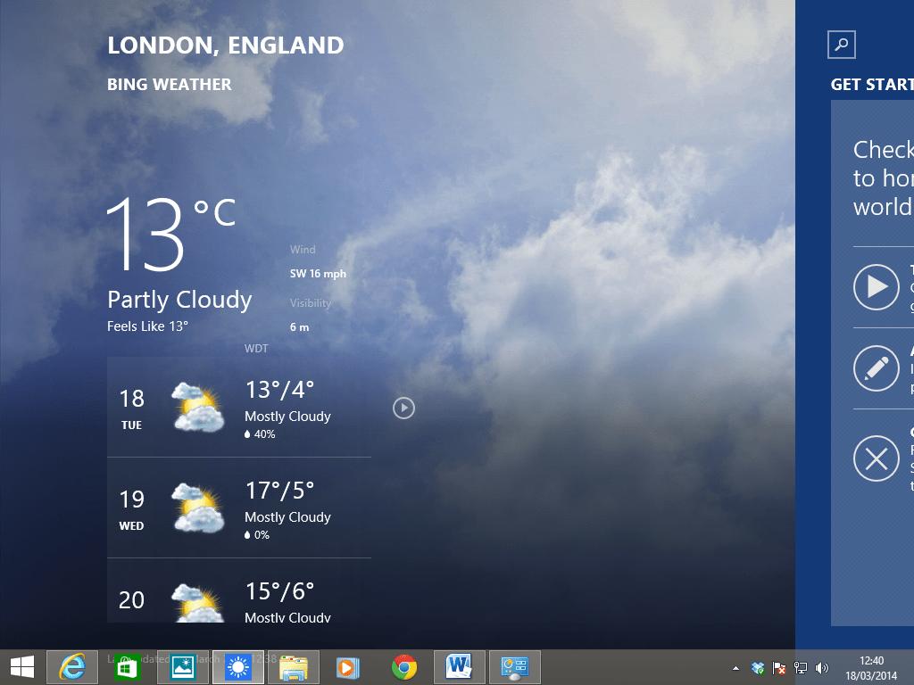 Microsoft Windows 8 1 Update Review