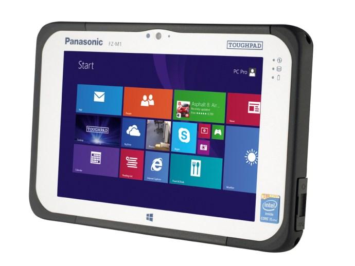 Panasonic Toughpad FZ-M1 review