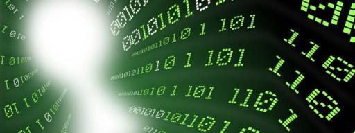 Data keyhole