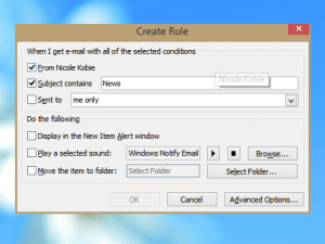18 Outlook tips