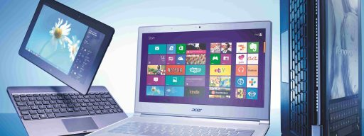The best Windows 8 tablets, hybrids and touch screen laptops