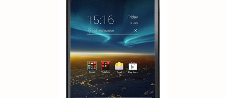 Vodafone Smart Tab 4 review