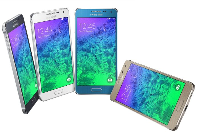 Samsung Galaxy Alpha review: intro
