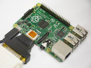 How to set up a Raspberry Pi B+