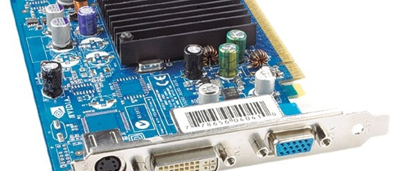 XFX GeForce6200 TC review