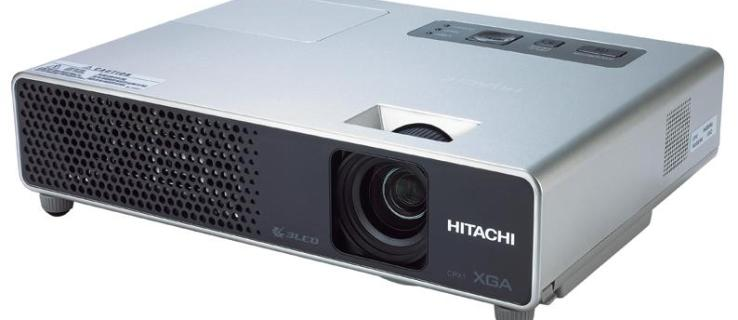 Hitachi CPX1 review