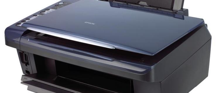 Epson Stylus DX7400 review