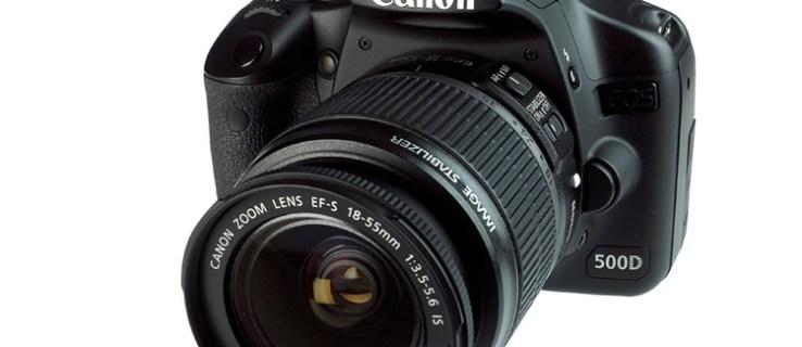 Canon EOS 500D review