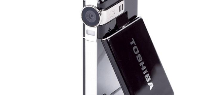 Toshiba Camileo S10 review