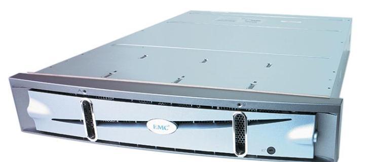 EMC CLARiiON AX100SC review