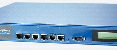 Finjan Software VitalSecurity Appliance NG-5100 review