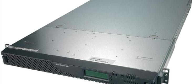 Adaptec Snap Server 520 review