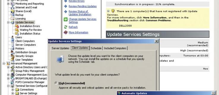 Revisión de Microsoft Windows Small Business Server 2003 R2