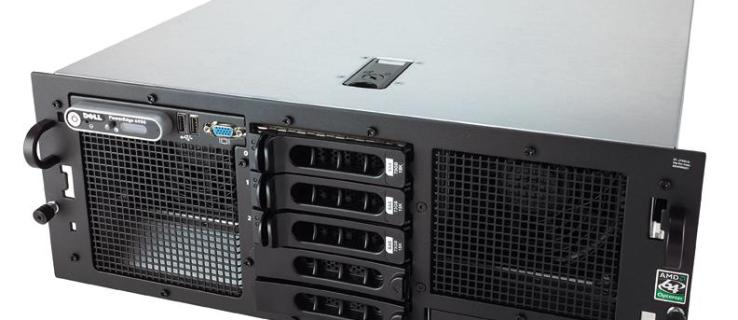 Dell PowerEdge 6950 review