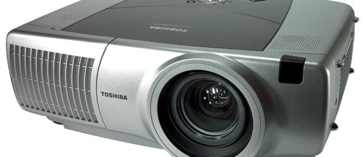 Toshiba TLP-SX3500 review