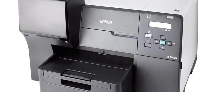 Revisión de Epson Business Inkjet B-500DN