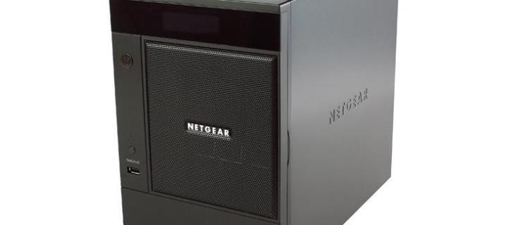 Revisión de Netgear ReadyNAS Pro Business Edition