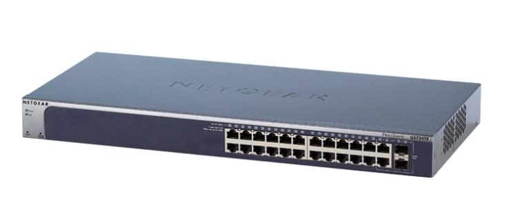 Netgear ProSafe GS724TR review