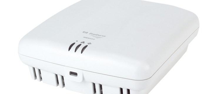 HP ProCurve MSM410 WW Access Point review