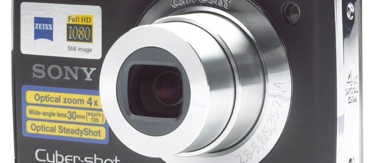 Sony Cyber-shot DSC-W220 review