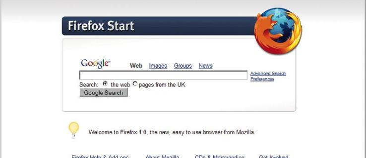Mozilla Firefox 1 review