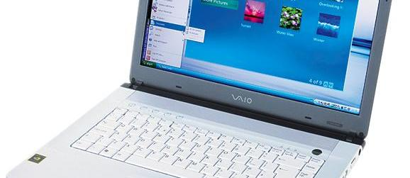 Sony VAIO VGN-FE11S review