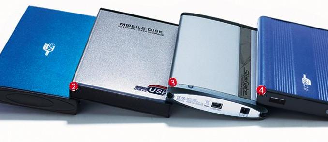 SlimGate 2.5in HDD External Enclosure review