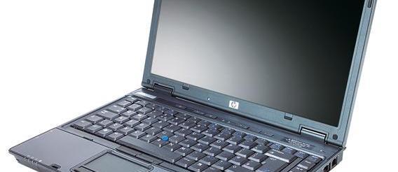 HP Compaq nc6400 (RM100ET) review