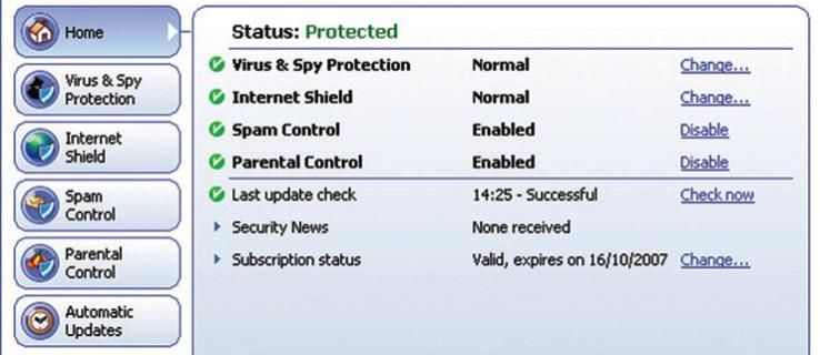 F-Secure Internet Security 2007 review
