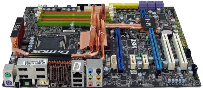 Preview: MSI P45 Platinum
