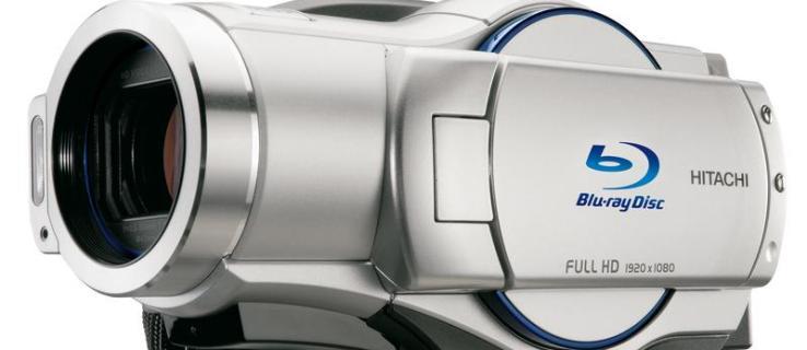 Hitachi DZ-BD70E review