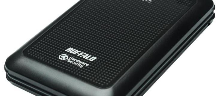 Buffalo MiniStation DataVault review