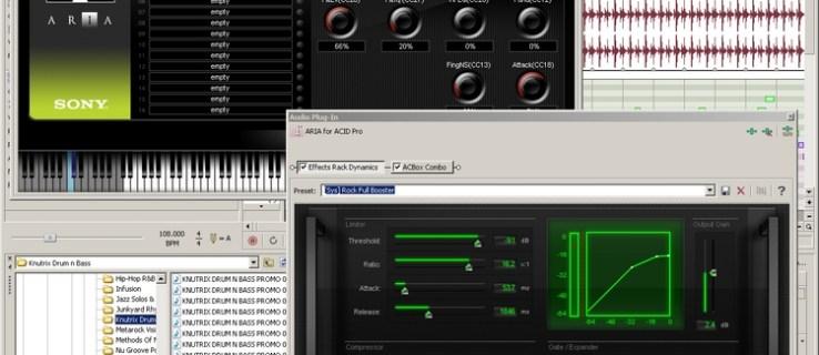 Sony Acid Pro 7 review
