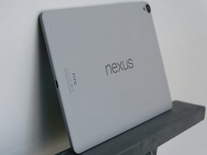 Nexus 9 - made by HTC