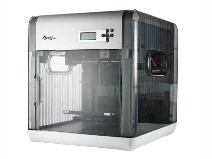 XYZ da Vinci 1 3D printer