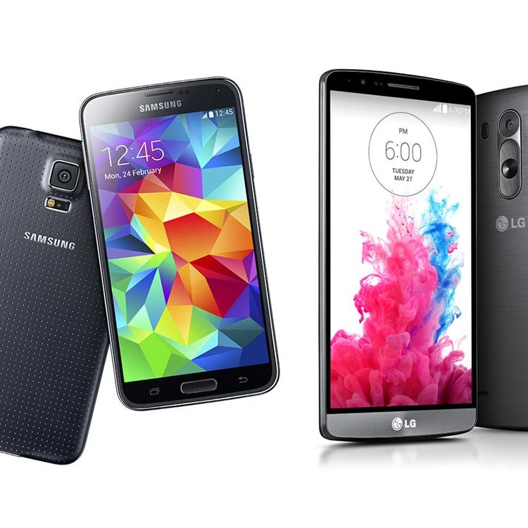 LG G3 vs Samsung Galaxy S5: what is the best high-end smartphone?