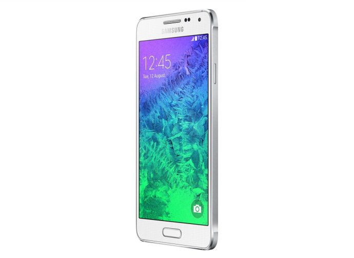 Best phone Samsung Galaxy Alpha