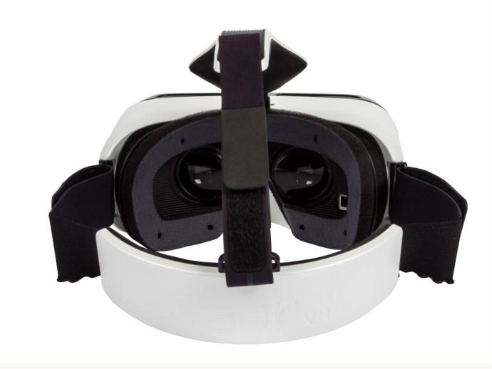 Samsung Gear VR - rear view