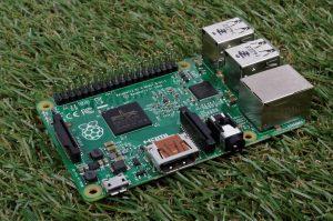 Raspberry Pi 2 review - three quarter view