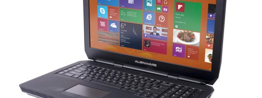 Dell Alienware 17 R2 - main shot