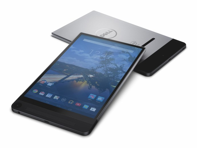 Dell Venue 8 7000 review - front and rear